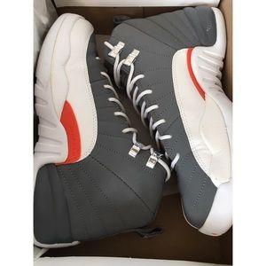 Jordan Cool Grey 12's